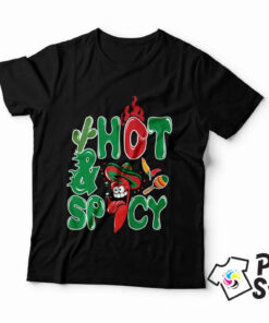 Hot & Spicy , Print Store