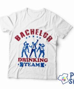 Bachelor drinking team, majice za momačko. Print Store