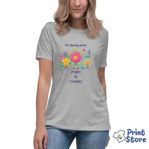 Ženska majica It's spring time, Print Store
