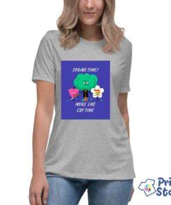 Spring time - ženske majice sa naptisima Print Store