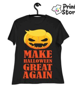 Make halloween great again - Print Store