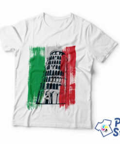 Muške majice sa motivima Italije Print Store