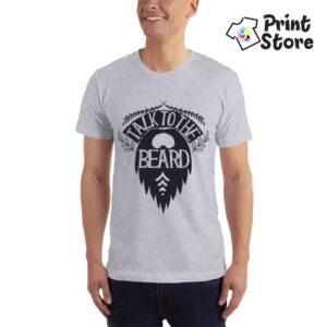 Talk to the beard. Majice po izboru kupca