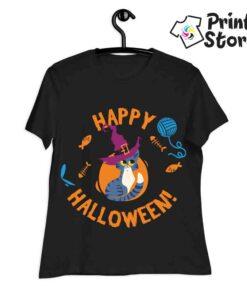 Ženske majice Happy Halloween. Print Store