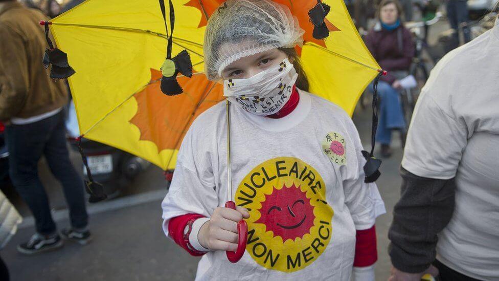 Nuklerana energija Ne, hvala - slogan koji povezuje mnogo ljude na svetu