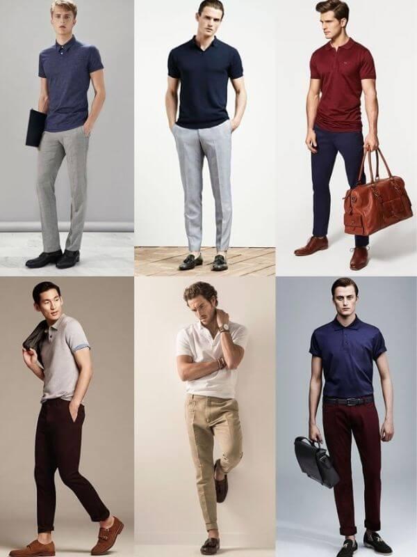 Polo Majice eleganicija za svakog muškarca
