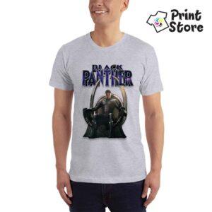 Black Panther muška majica sa motivom iz istoimenog filma. Print Store online prodavnica