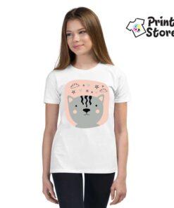 Majice za devojčice maca. Print Store online prodavnica