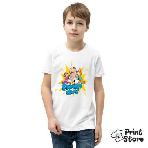 Dečije majice sa motivima serije Family Guy