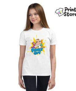 Majice za devojčice sa motivima serije Family Guy
