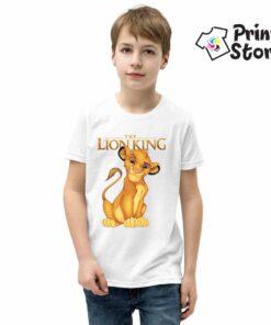 Majica za dečake Lion King. Pogledajte ostale dečije modele u online prodavnici Print Store