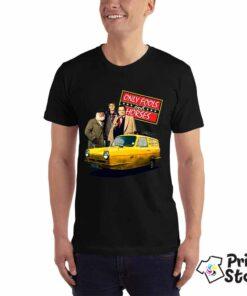 Muška crna majica sa motivom iz serije Only fools and horses. Pogledajte ostale modele u online prodavnici Print Store
