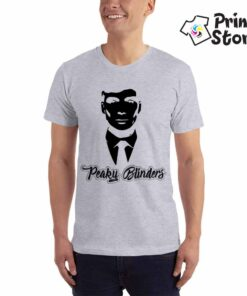 Peaky Blinders muška majica. Motivi iz popularne serije.