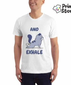 And Exhale - Štampa na majicama Print Store online shop