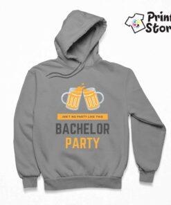 Bachelor party duks sivi za momačko veče