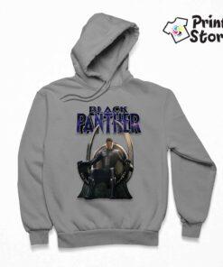 Black Panther duks sa kapuljačom, motiv iz popularnog filma