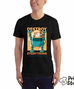 Destroy everything - štampanje majica - Print Store