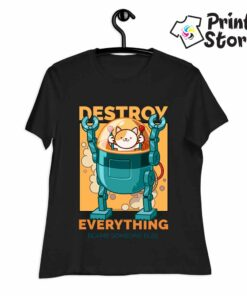 Destroy everything - majice sa štampom - Print Store