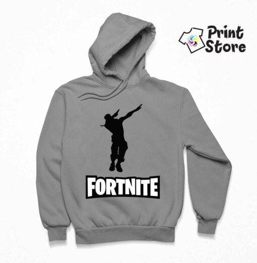 Duks sa kapuljačom Fortnite, gajmerski duksevi u online prodavnici Print Store