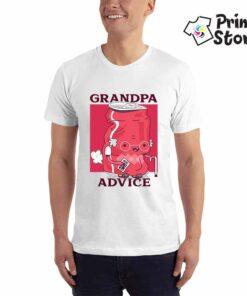 Muška majica - Grandpa advice