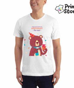 Print Store majice - Happy socially distanced Birthday
