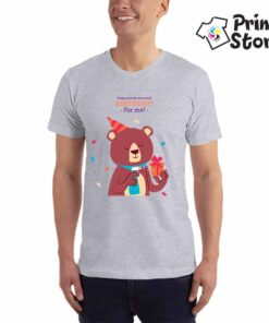 Happy socially distanced Birthday - muške zabavne majice