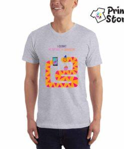 Muška majica sa štampom