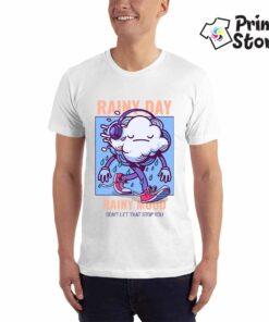 Smešna majica - Rainy day Rainy mood