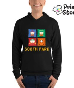 Duksevi sa kapuljačom South Park - Print Store online prodavnica