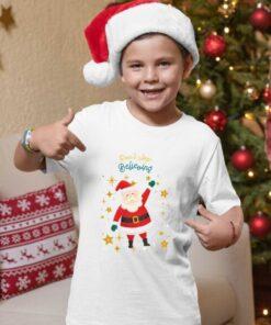 Don't stop believing, novogodišnje majice za dečake. Print Store online prodavnica