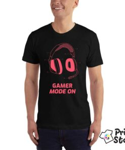 Gamer mode on - muška majica - Print Store