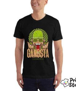 Gangsta lifestyle - crne majice