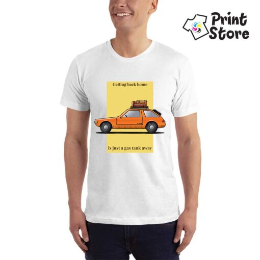 Štampa na majicama - auto majice