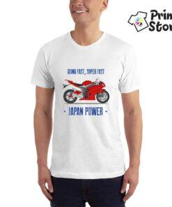 Going fast, super fast - Moto muške majice