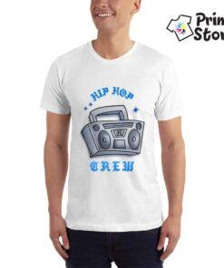 Hip Hop bela majica - Print Store online shop