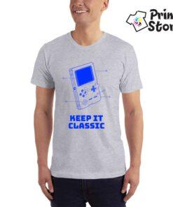 Keep it classic - gejmerske majice