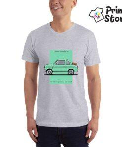 Auto majica - muške majice