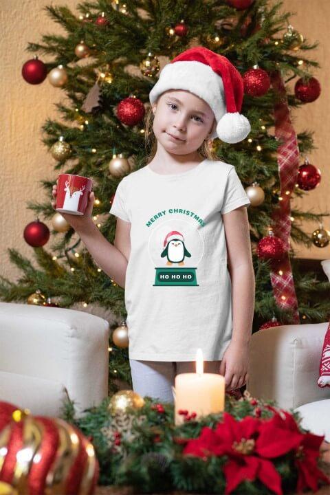 Merry Christmas Ho Ho majice za decu