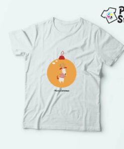 Novogodišnje majice za decu Merry Christmas. Novogodišnji motivi