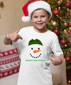 Majice za dečake Merry Christmas. Print Store