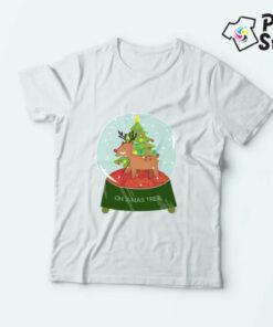 Novogodišnje majice Oh xmas tree