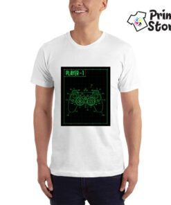 Player 1 - gaming majice
