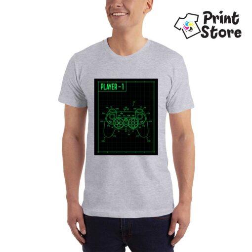 Player - gejmerske majice u Print Store shop-u