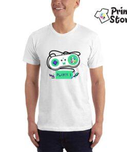 gaming majice - Player 1 - Print Store shop