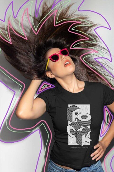 Rock n' Roll majice print store. Rock majice prodaja