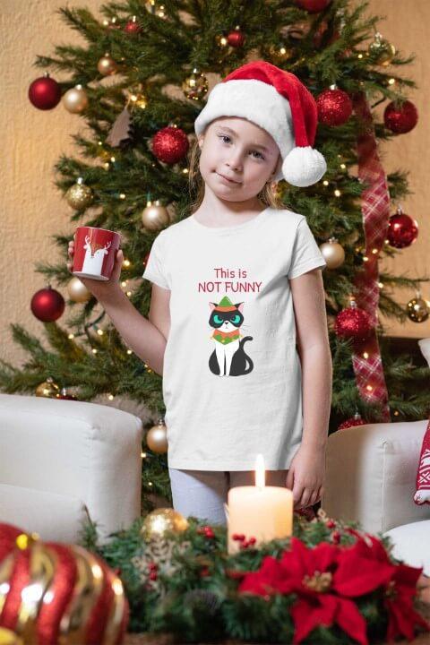 Majice za devojčice novogodišnje majice. Print Store prodavnica