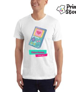Video games majice - Print Store