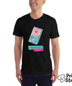 Gejmerske majice - Video games